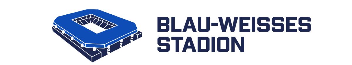 Blau Weißes Stadion